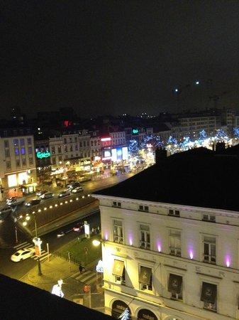 Hotel Chambord: Panorama notturno