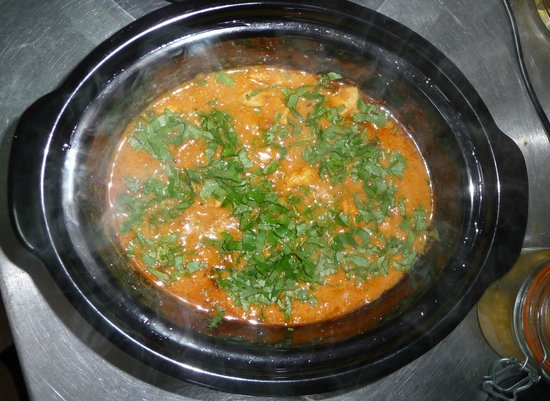 Sajla's Taaza Curry: Buttter Chicken