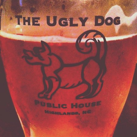 The Ugly Dog Pub: Cold brew