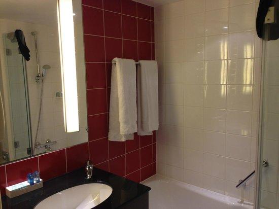 Novotel Roissy CDG Convention & Spa: Salle de bain