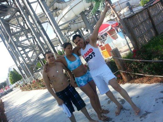 Blue Bayou Water Park : (: