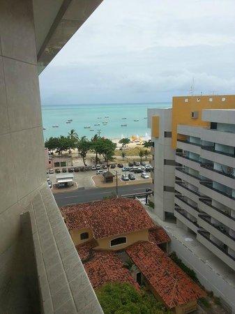 Best Western Premier Maceio: Quarto com vista lateral da praia