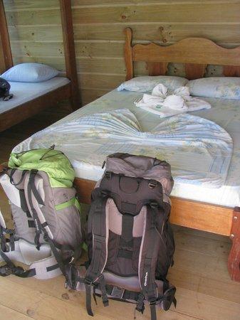 Cabinas El Mirador Lodge: lodge