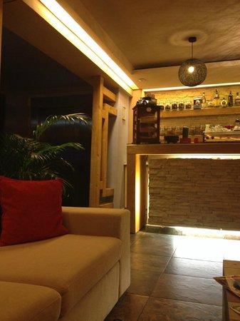 Ioana Hotel: Bar area