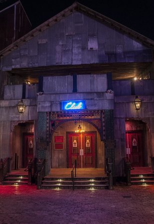 Disney Springs: house of blues