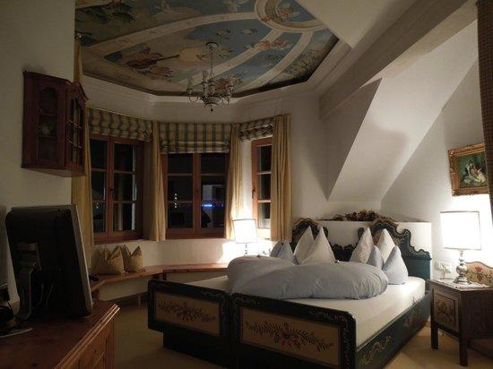 Hotel Bergschlössl: Bedroom