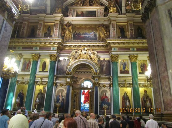 Dancing Bear Tours - Day Tours : St. Petersburg