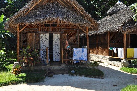 Hotel Le Zahir Lodge Nosy Be: ecco il nostro accogliente bungalow