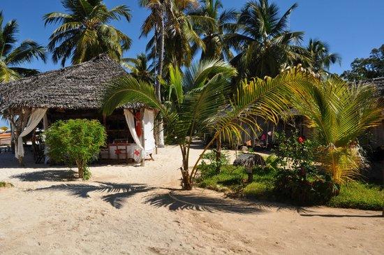 Hotel Le Zahir Lodge Nosy Be: il ristorante ...