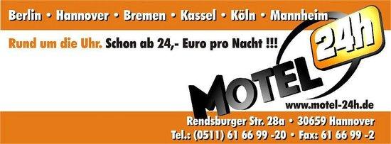 Motel 24h Hannover: Motel