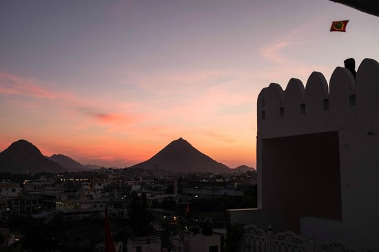 Atithi Guest House Pushkar: Best view in Pushkar