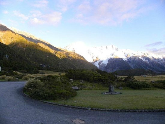 Mt Cook Lodge and Motels: Mt. Cook