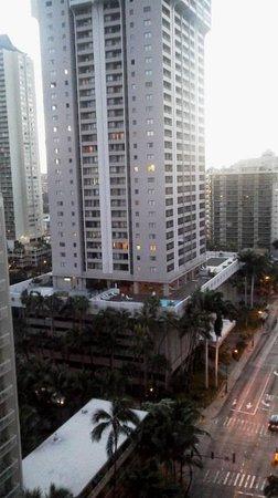 OHANA Waikiki Malia by Outrigger : ラナイからの眺め