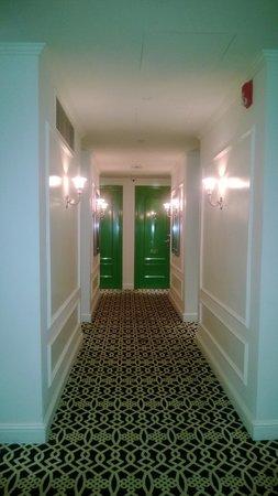 Bay Club Haifa Hotel - an Atlas Boutique Hotel: Hallway
