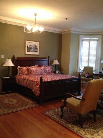 Jekyll Island Club Resort: Sans Souci room