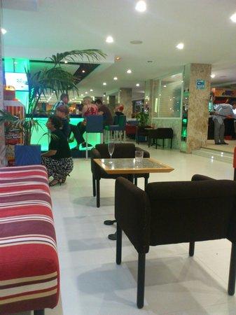 Hotel & Spa Ferrer Concord: Бар