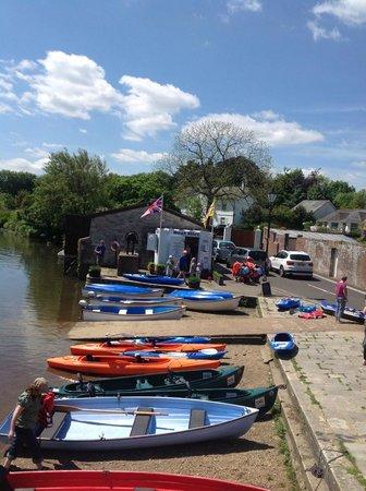Wareham Boat Hire Ltd: Abbots Quay, Wareham. Dorset.