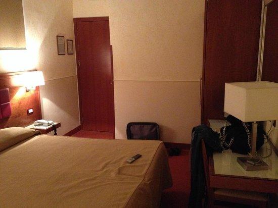 Hotel Madrid: ingresso