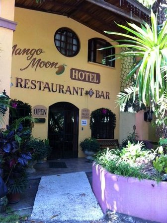 Mango Moon Villa : Cute and characteristic entrance!