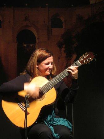 Celia Morales Guitarra Flamenca Tradicional: Celia Morales   Ronda