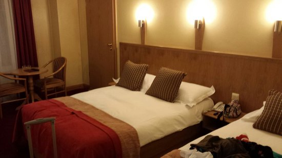 Clayton Hotel Ballsbridge: Bedroom