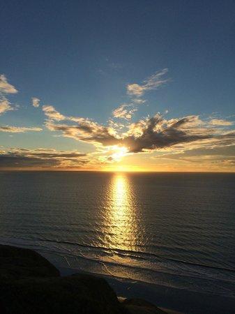 Torrey Pines Gliderport : Sunset