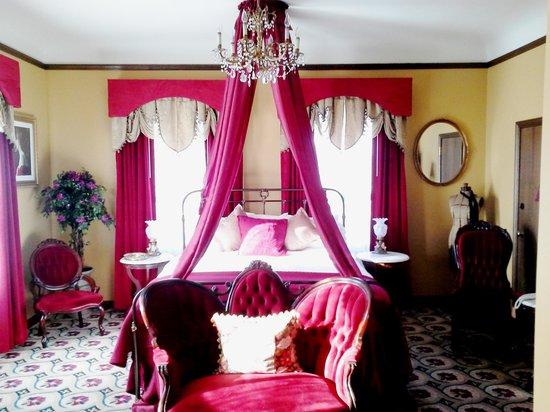 Mizpah Hotel : Fifth Floor Suite
