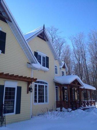 Tranquil Woods Victorian Inn: Tranquil Woods B&B Huntsville