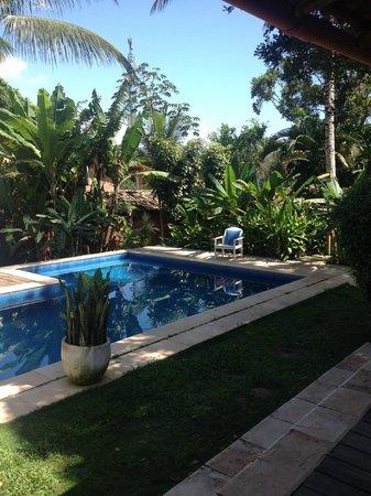 Pousada Jardim das Margaridas : Pool
