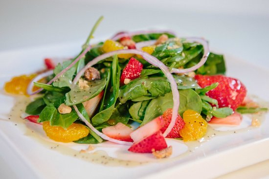 400 Olive Modern American Bistro: Merchant's Laclede Salad