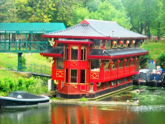 Feng Shang Princess Floating Restaurant, London - Regent's
