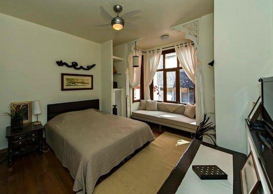 Pancaldi Suites: Sofa Bed Room