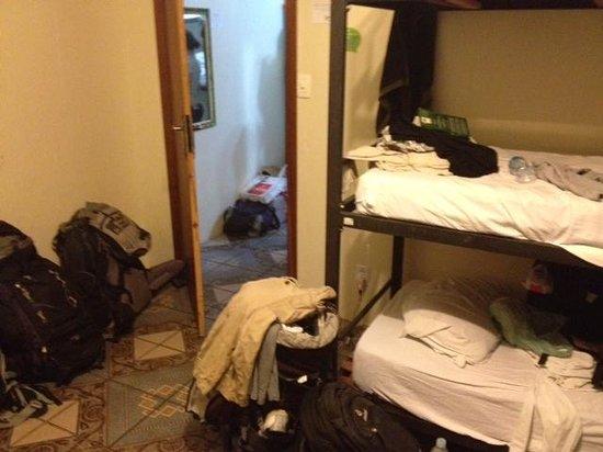 Geko Hostel Paraty: Dormitório