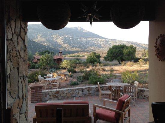 Rancho La Puerta Spa : View from room