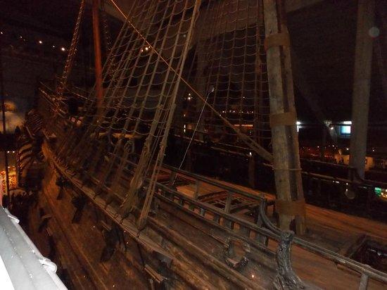 Vasa-Museum: Navio Vasa