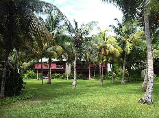 Paradise Sun: Les chambres