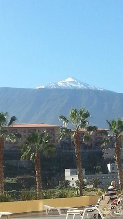 Be Live Adults Only Tenerife: Nice morningview from 12th floor