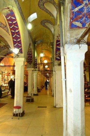 Grand Bazaar (Kapali Carsi): Interior