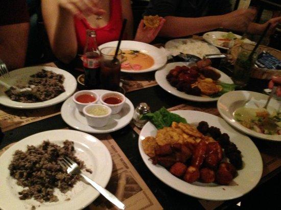 La Bodeguita del Medio: A veritable feast!