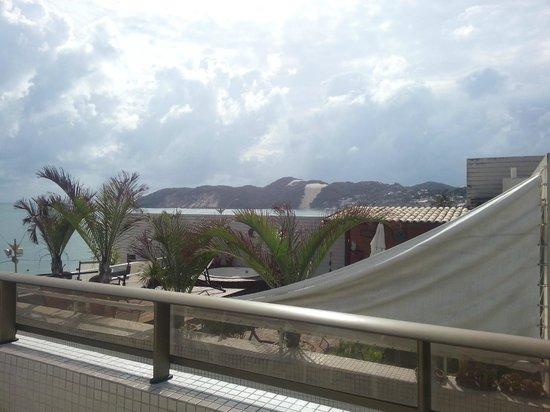 Mirador Praia Hotel: Con vista al Morro Careca