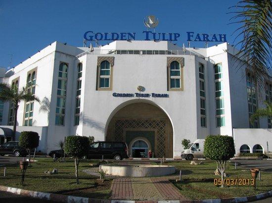 Golden Tulip Farah Rabat : Das Hotel Golden Tulip