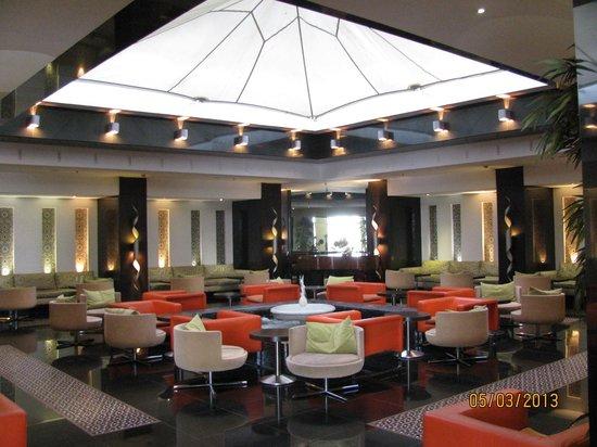 Golden Tulip Farah Rabat : Im Hotel