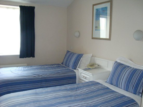 Firs Hotel: Twin Bedroom