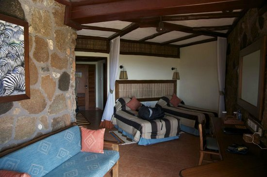 Kilaguni Serena Safari Lodge: Twin room