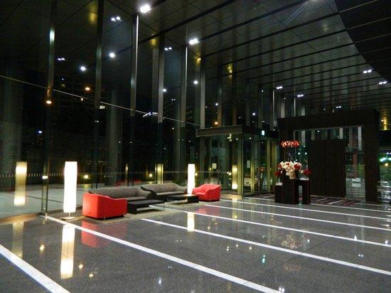 Hotel Villa Fontaine Tamachi: entrance hall