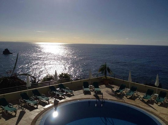 Madeira Regency Cliff: Vista da Piscina