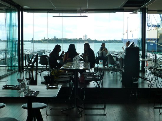 Ostro: Great view.
