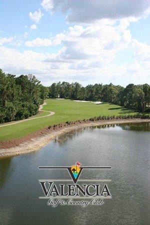 Valencia Golf Course: Valencia Golf and Country Club