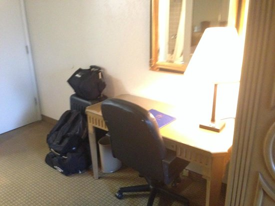 BEST WESTERN Heritage Inn - Chico : Desk - Work area