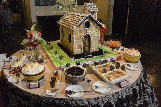Ocean Paradise Resort & Spa : Gingerbread Houses